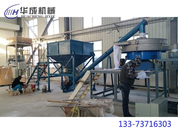 山西碳酸钙筛分生产线