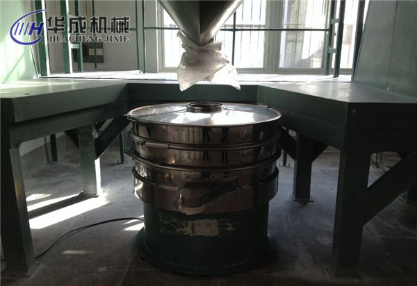 稀土氧化物振動篩圖片