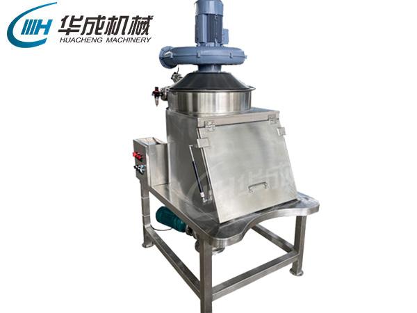 兽药散剂自动上料配料混合分装生产
